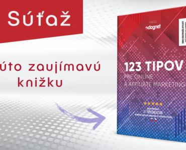 sutaz o knihu 123 online marketing, affliate marketing